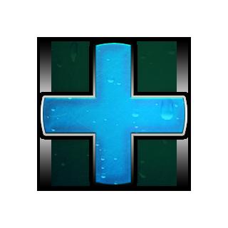 069448-blue-chrome-rain-icon-alphanumeric-plus-sign-simple
